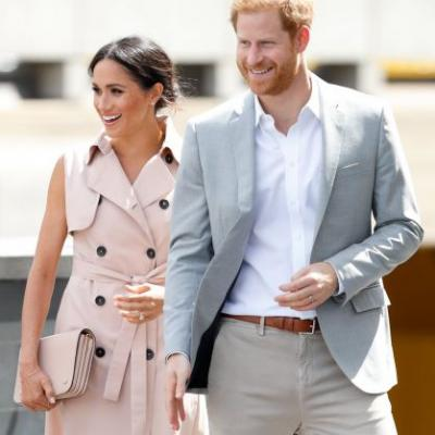 The Complex Citizenship Rules For Meghan and Harry's Baby