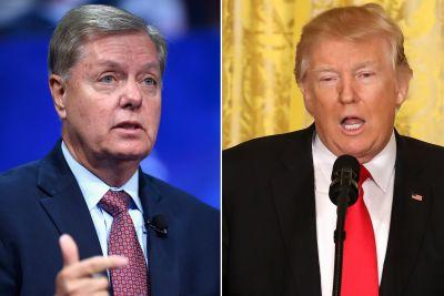 Trump must punish Russia for election interference:Graham