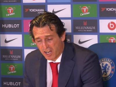 Emery explains Ozil substitution