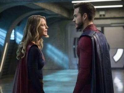New Supergirl Promo: In Search of Lost Time