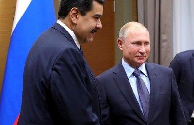 Russia & Venezuela sign $5bn investment contracts 'to increase oil production' - Maduro