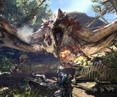 Monster Hunter: World announcement coming 'in a few days' to make everyone happy