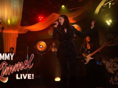 Rozzi is featured on Jimmy Kimmel Live