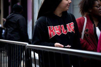 Kylie Jenner Fans Wear Their Kylie Jenner Merch to Buy More Kylie Jenner Shit