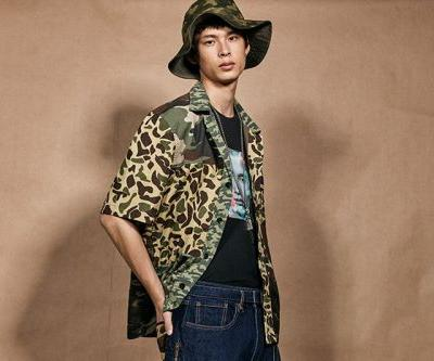 Zara Readies Second SRPLS Collection of Military-Inspired Pieces