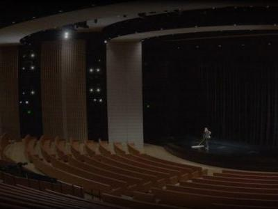 Apple Teases Tomorrow's Special Event With Humorous 'Live Stream' of Steve Jobs Theater