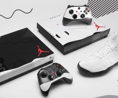 Microsoft and Jordan Brand Join Forces for Exclusive Xbox One X Giveaway