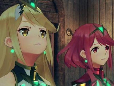 Xenoblade Chronicles 2 sells out on Amazon Japan following Pyra/Mythra's reveal for Smash Bros. Ultimate