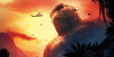 Kong: Skull Island's Poster Game Stays Strong with Taiwan Poster