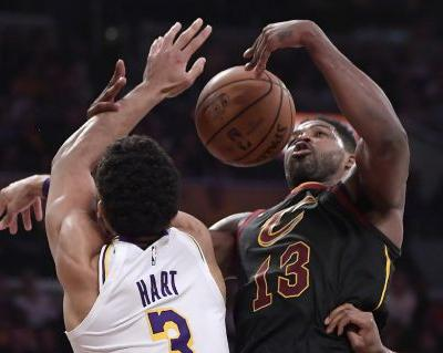 Cleveland Cavaliers snap 12-game losing streak against LeBron-less Lakers: Chris Fedor's instant analysis
