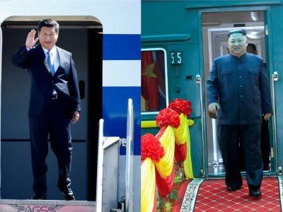 The way Xi Jinping arrived in North Korea is a reminder of something that reportedly embarrasses Kim Jong Un