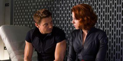 Hawkeye & Black Widow Team-Up Movie 'Makes Sense' to Jeremy Renner