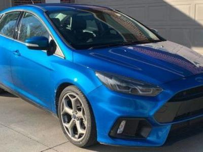 """At $12,900, Has This Rebuilt-Titled 2016 Ford Focus """"ST"""" Sedan Been Built for a Quick Sale?"""