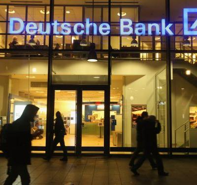 Deutsche Bank lost $1.6 billion on a trade gone bad involving Warren Buffett