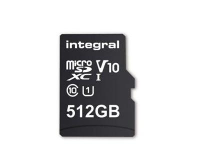 Integral Will Begin Shipping Its 512GB microSD Card This February