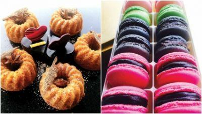 Roasted's cakes are all about delectable aftertaste