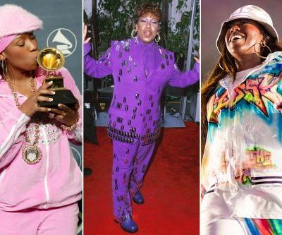 Missy Elliott's most 'supa dupa' style moments through the years