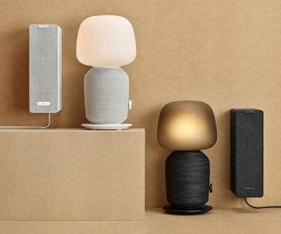 IKEA & Sonos Officially Unveil SYMFONISK Collection