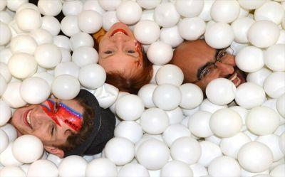 London is getting a giant ball pit for grown-ups