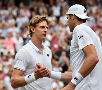 Kevin Anderson gave classy interview after Wimbledon semifinal win