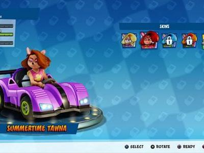Multiple Crash Team Racing: Nitro-Fueled character skins see name changes following complaints of racial insensitivity