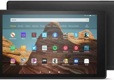 All-New Fire HD 10 Tablet Giveaway