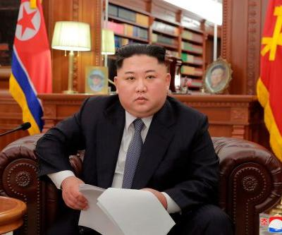 Kim Jong Un warns US to not test patience in New Year's address