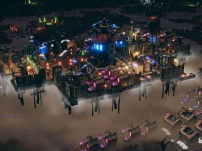 Dream Engines is Factorio in a monster movie