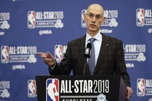 Adam Silver's annual NBA address keys on competitive balance