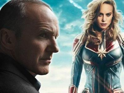 Agent Coulson's Role in Captain Marvel Revealed by Clark Gregg