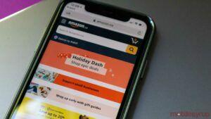 Amazon jumping right into its pre-holidays sales event
