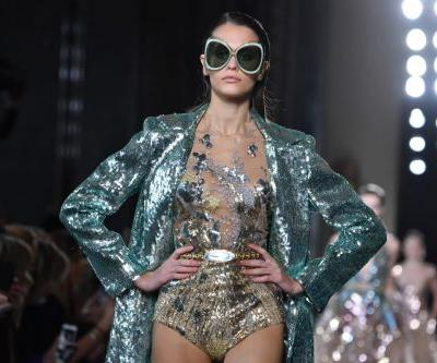 See Every Look from Elie Saab's Spring 2019 Couture Collection