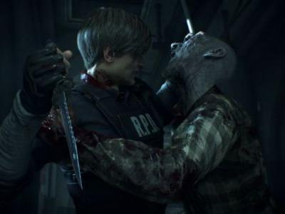 Resident Evil 2 Remake Was Experimented With Old School Camera, No Plan For Switch Version