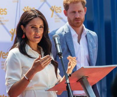 Meghan Markle, Prince Harry set to make up to $1M per speech