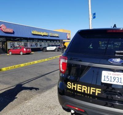 1 injured during armed robbery at Dimple Records in Arden