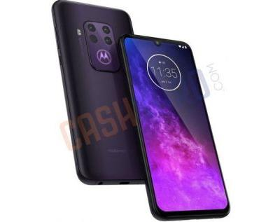 Motorola One Pro leak reveals waterdrop notch and four cameras at the back