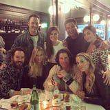 The Saved by the Bell Cast Reunited Over Dinner, and I'm Feeling Major Bayside Pride