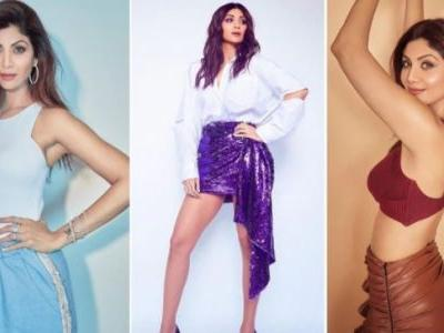 Shilpa Shetty's top 5 looks from Hungama 2 promotions, on Fashion Friday