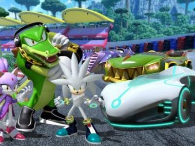More Fuzzy Friends are Confirmed for Team Sonic Racing