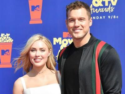 Former 'Bachelor' Colton Underwood Says He and Cassie Randolph Are 'Playing' With the Idea of Having 3 to 4 Kids