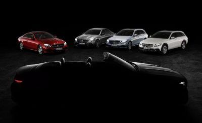Mercedes Teases the E-class Cabriolet, a Car We've Already Mostly Seen