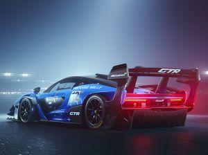 McLaren Senna GTR Is As Extreme As Track Cars Get