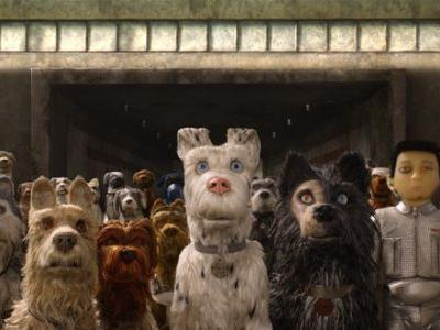 Wes Anderson, Jason Schwartzman, and Roman Coppola go deep on Isle of Dogs