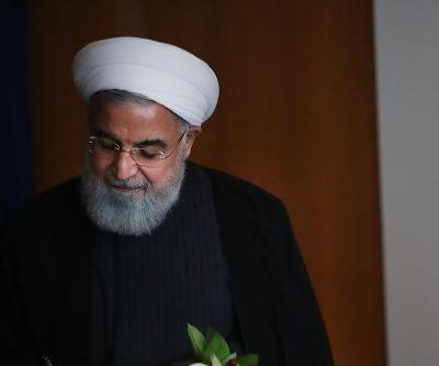 Iran says White House 'afflicted by mental retardation' after latest sanctions