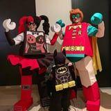 """Justin Timberlake's Family Costume Will Have You Screaming, """"Batman to the Rescue!"""""""