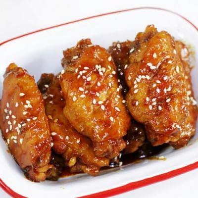HONEY SAUCE CHICKEN WINGS