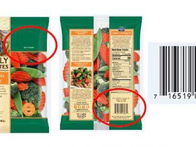 Recall: Vegetable Products Sold at Major Retailers