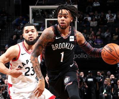 D'Angelo Russell's OT heroics help Nets end ugly skid