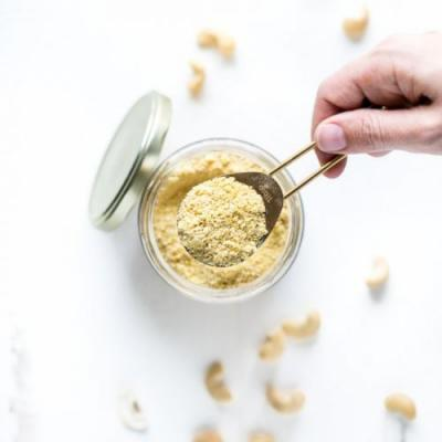 Vegan Parmesan Cheese