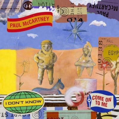 """Paul McCartney - """"I Don't Know"""" & """"Come On To Me"""""""